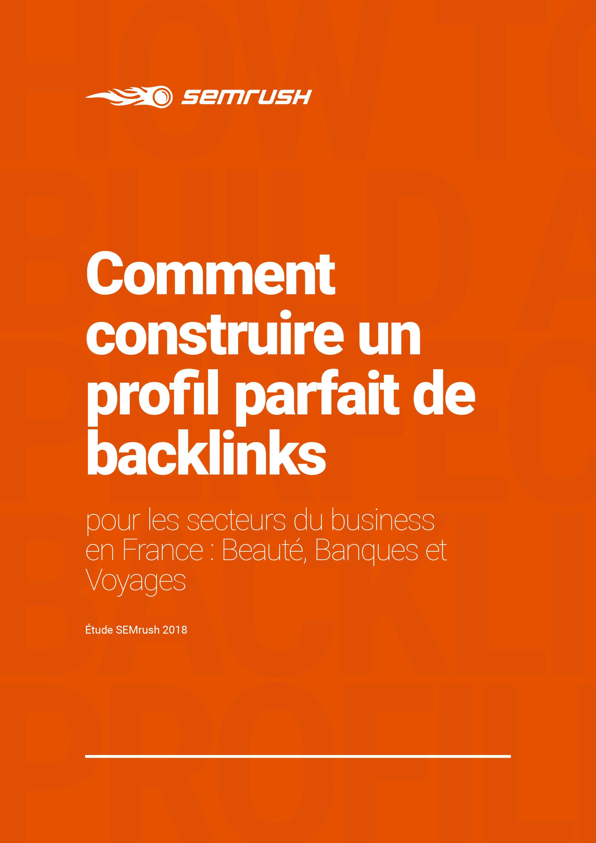 Backlink Profile Research FR