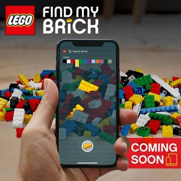 Lego april fool