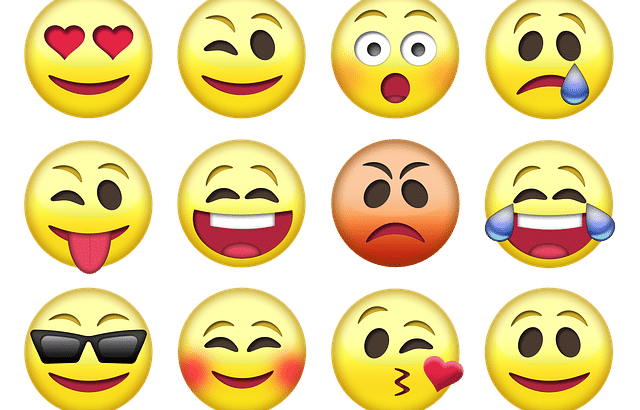 outils community manager 2019 emoji