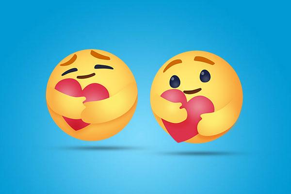 Telechargez La Version Psd Facebook Care Emoji Free Download