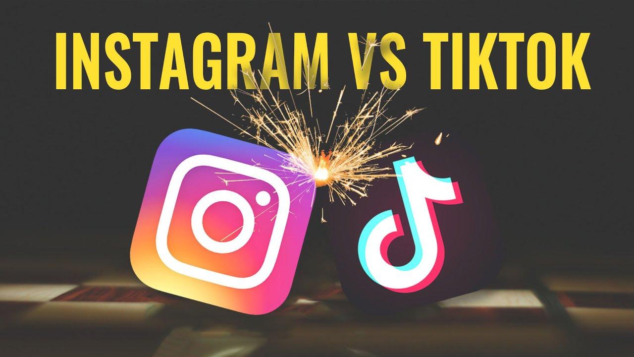 Instagram Reels tiktok